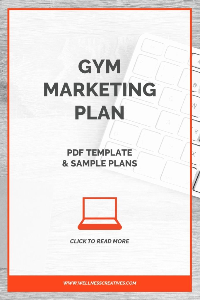 gym marketing plan pdf