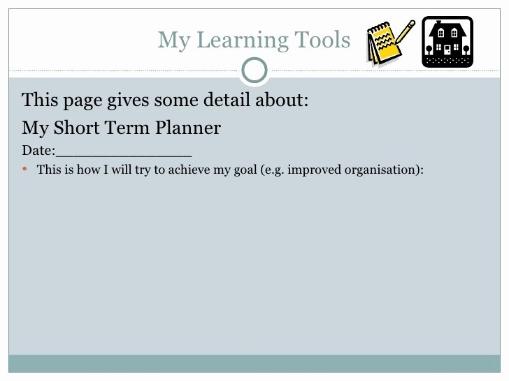 Personalised Learning Plan Template Awesome Personal Learning Plan Template 2