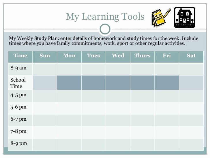 Personalised Learning Plan Template New Personal Learning Plan Template