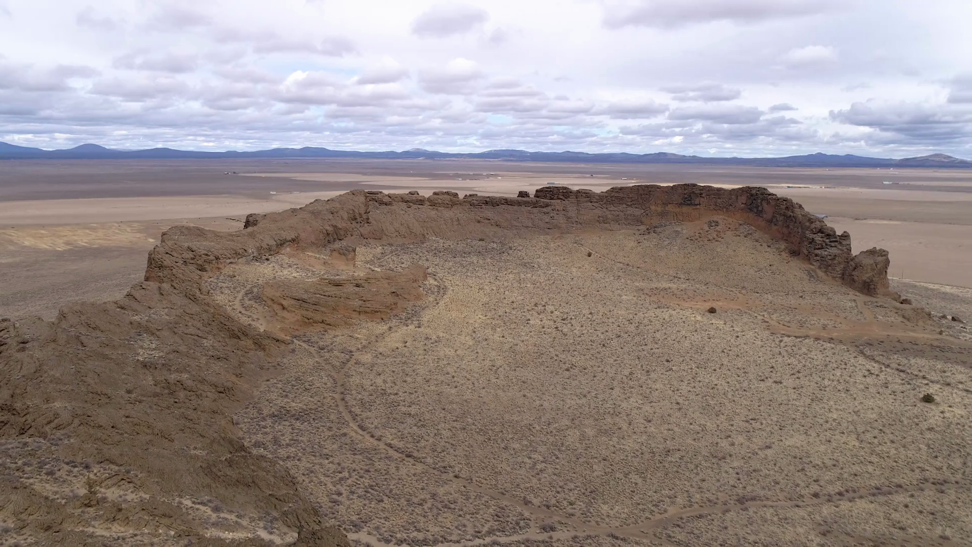 Phantom Stock Agreement Template Awesome Aerial Footage Of fort Rock State Park Central oregon