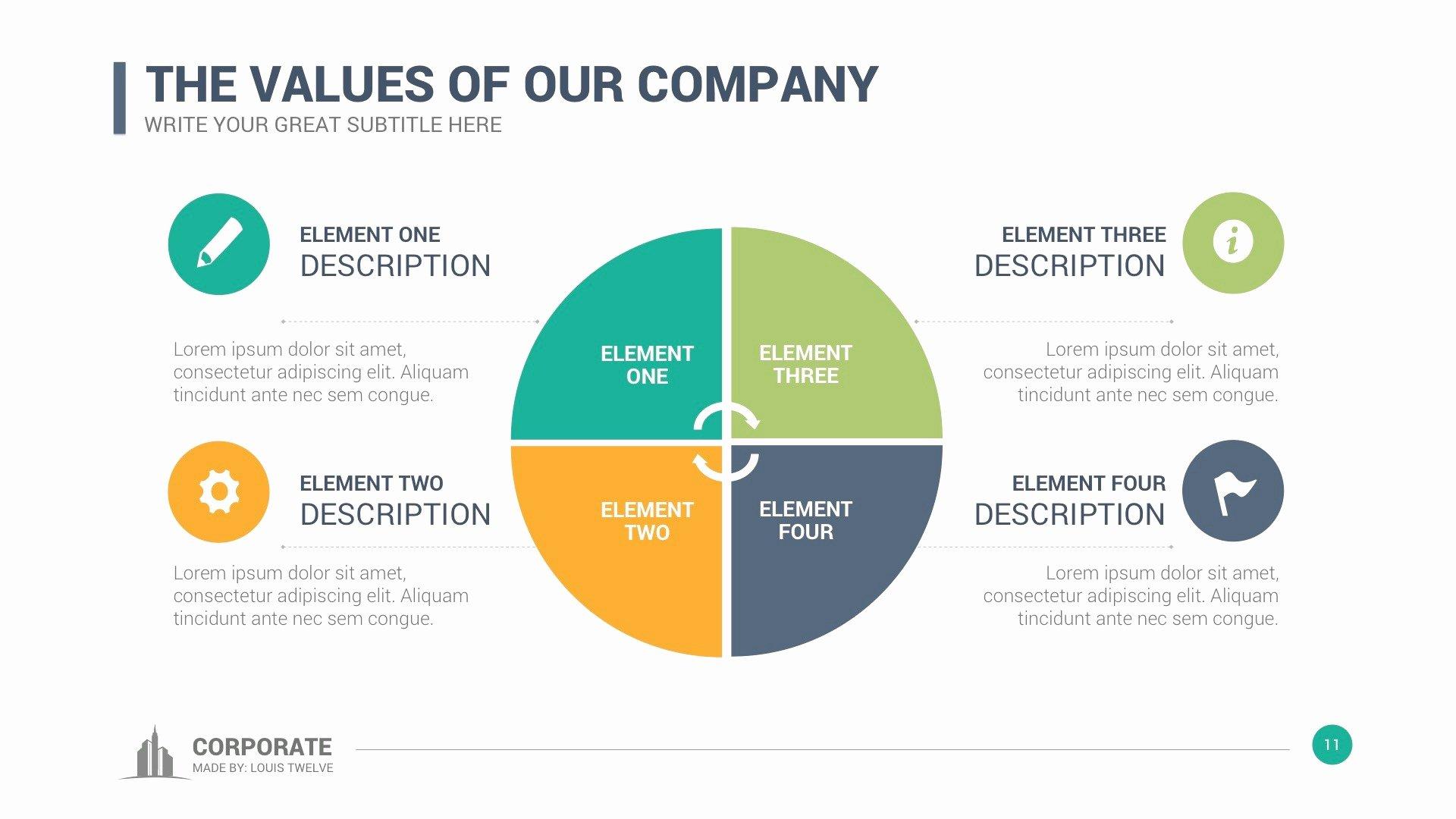 Phantom Stock Agreement Template Best Of One Slide Presentation Template Slide011 Beautiful