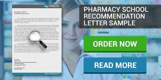 Pharmacy School Letter Of Recommendation Fresh Professional Sample Letter Of Re Mendation for Pharmacy