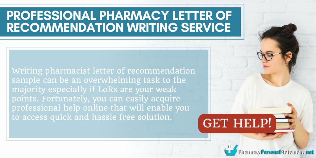 Pharmacy School Recommendation Letter Lovely Perfect Sample Letter Of Re Mendation for Pharmacy