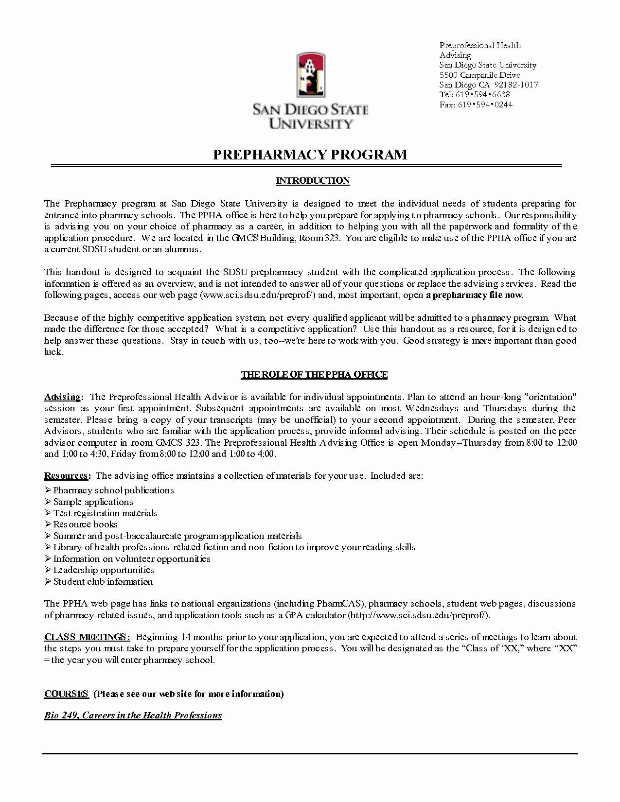 Pharmcas Letter Of Recommendation Fresh Scholarship Letter Re Mendation Template Sample