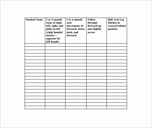 Phys Ed Lesson Plan Template Elegant Physical Education Lesson Plan Template 7 Free Word