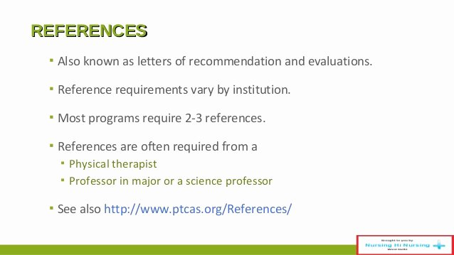 Physical therapy Letter Of Recommendation Beautiful Physical therapist Career