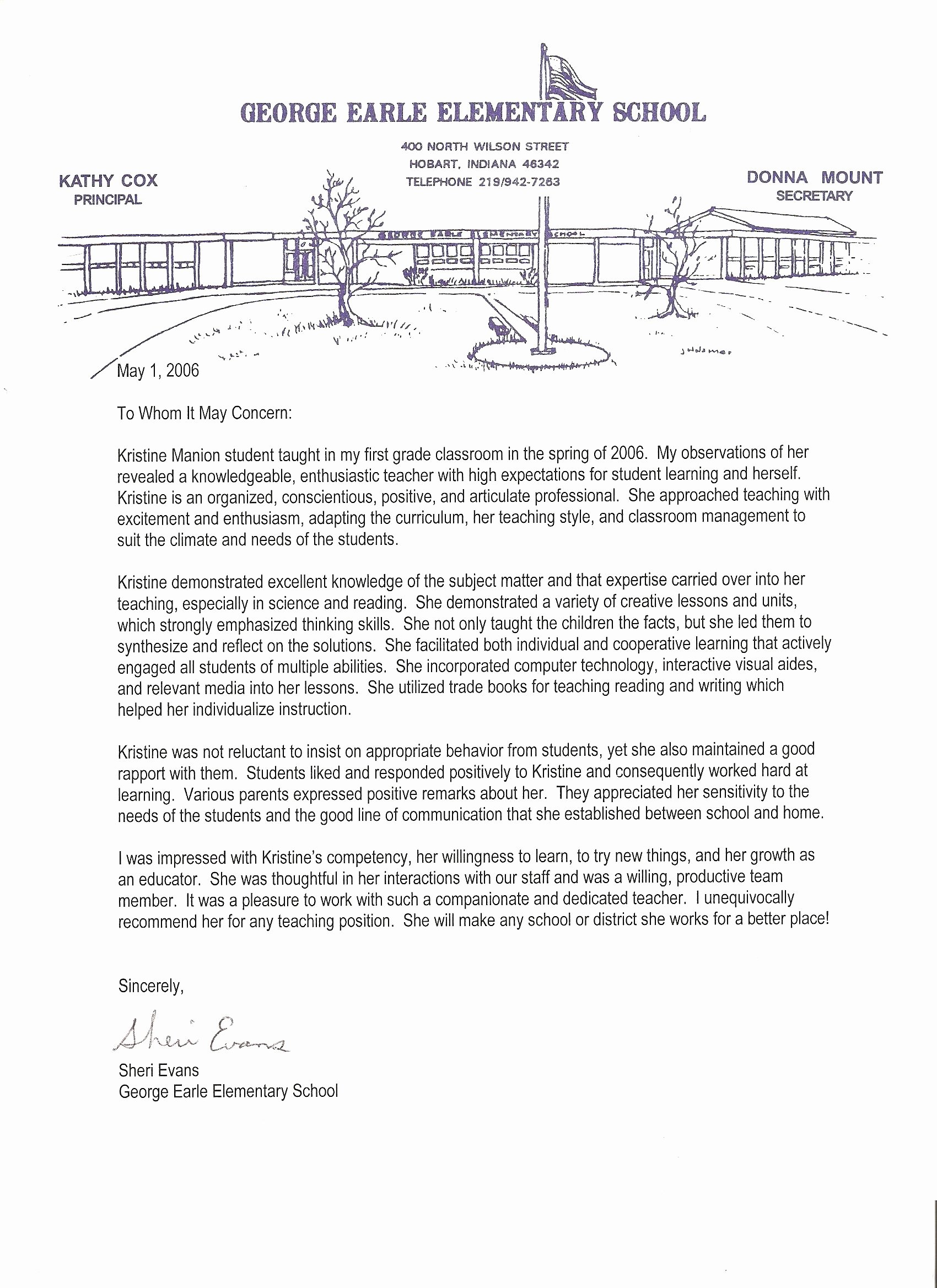 Physical therapy Letter Of Recommendation Elegant Re Mendation Letter Example