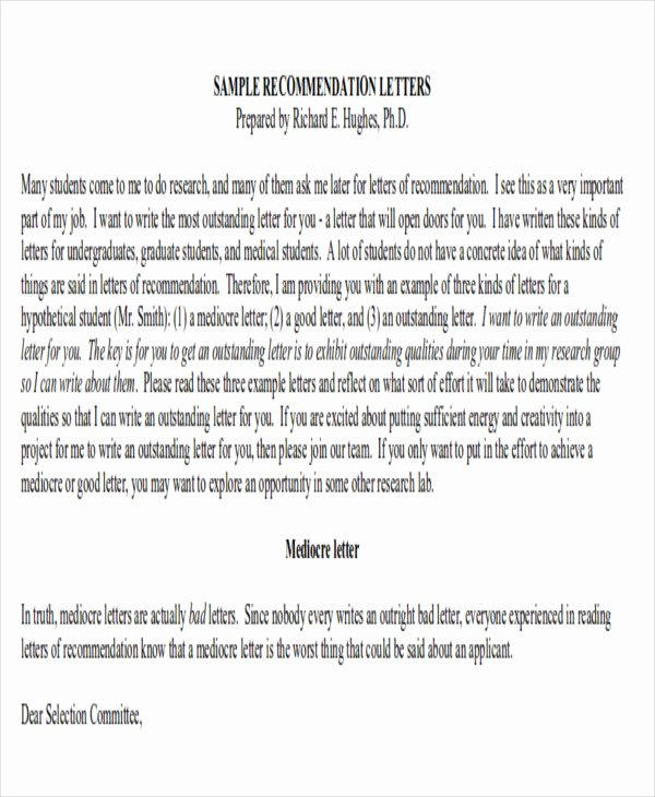 Physician Letter Of Recommendation Beautiful 9 Sample Physician Letter Of Re Mendation Word Pdf