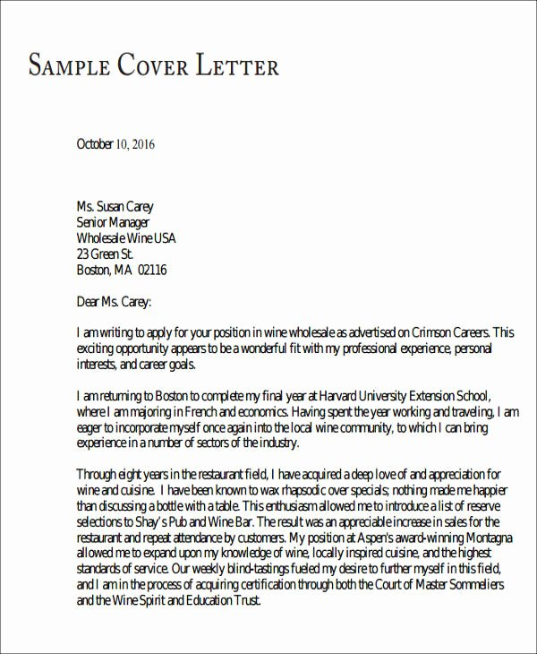 Physician Letter Of Recommendation Examples Beautiful 8 Medical School Re Mendation Letter Free Sample