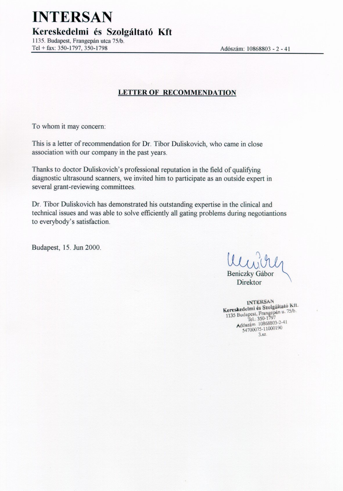 Physician Letter Of Recommendation Examples New Physician assistant Letter Of Re Mendation