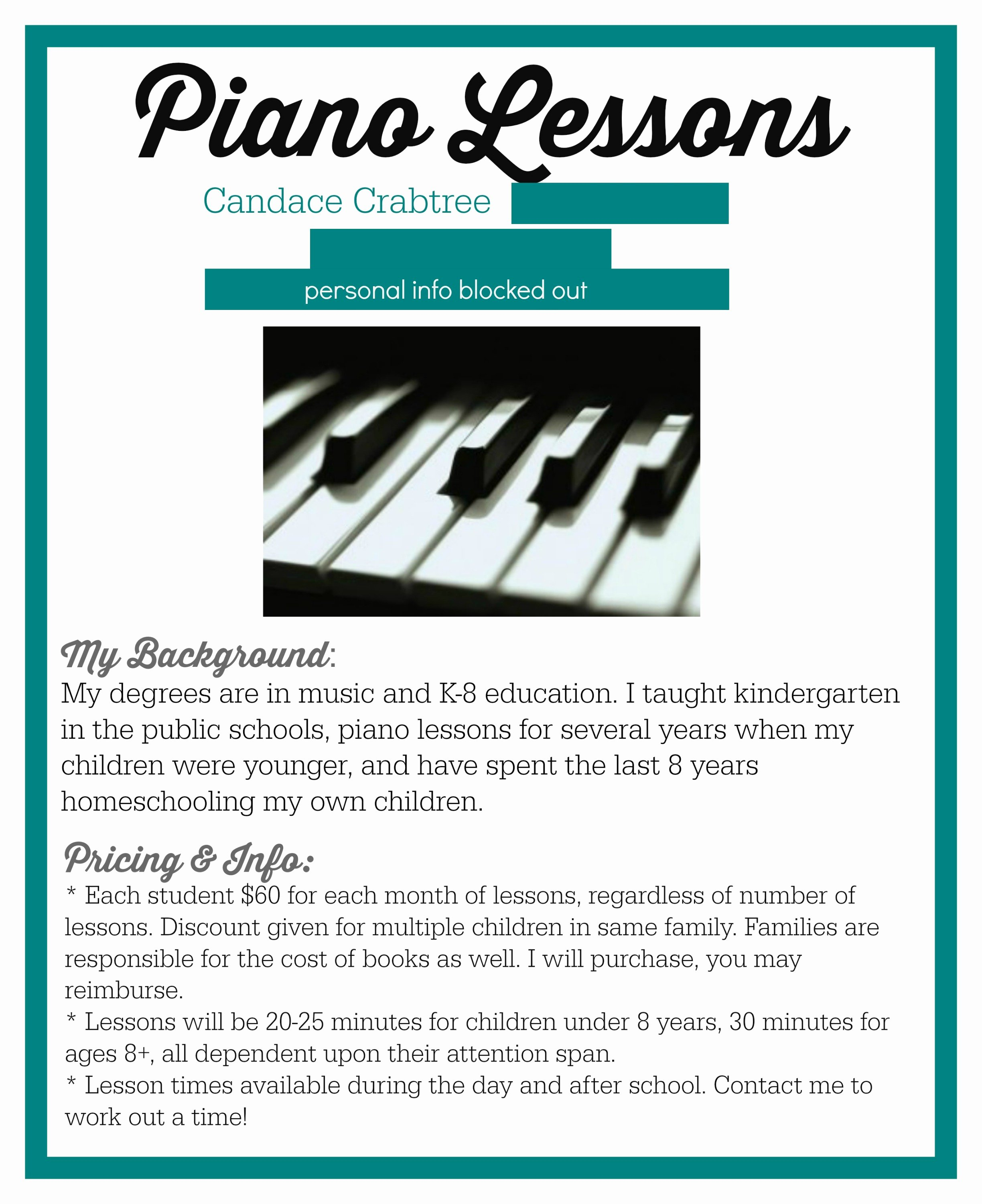 Piano Lesson Plan Template Beautiful Listening and Waiting for God's Voice