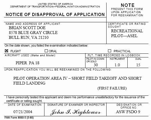 Pilot Letter Of Recommendation Unique Writing A Letter Of Re Mendation Pilot Requirements