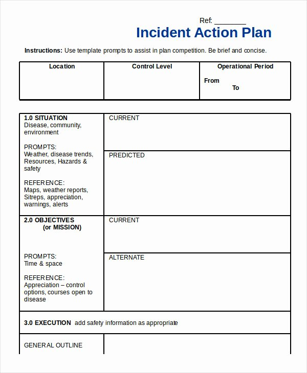 Plan Of Action Template Best Of Action Plan Template 26 Free Pdf Word format