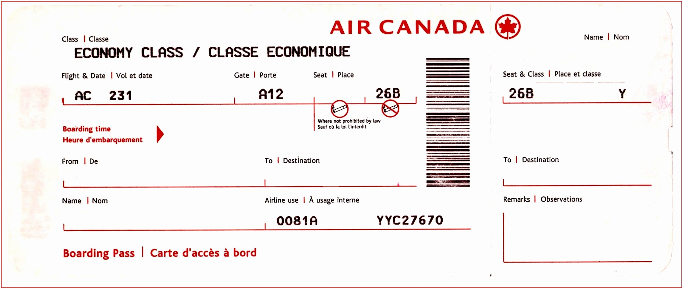 Plane Ticket Template Pdf Best Of 9 Airline Ticket Template Word Tyopn