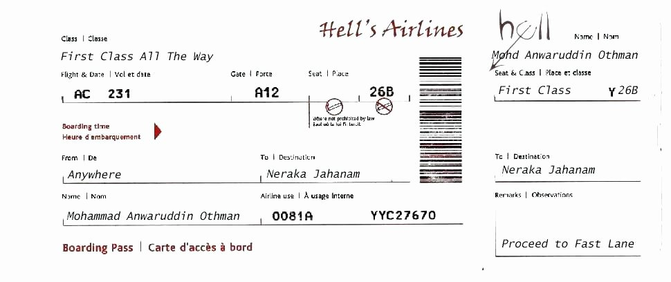 Plane Ticket Template Pdf Luxury Plane Ticket Template Airplane Pdf – Sjmedia
