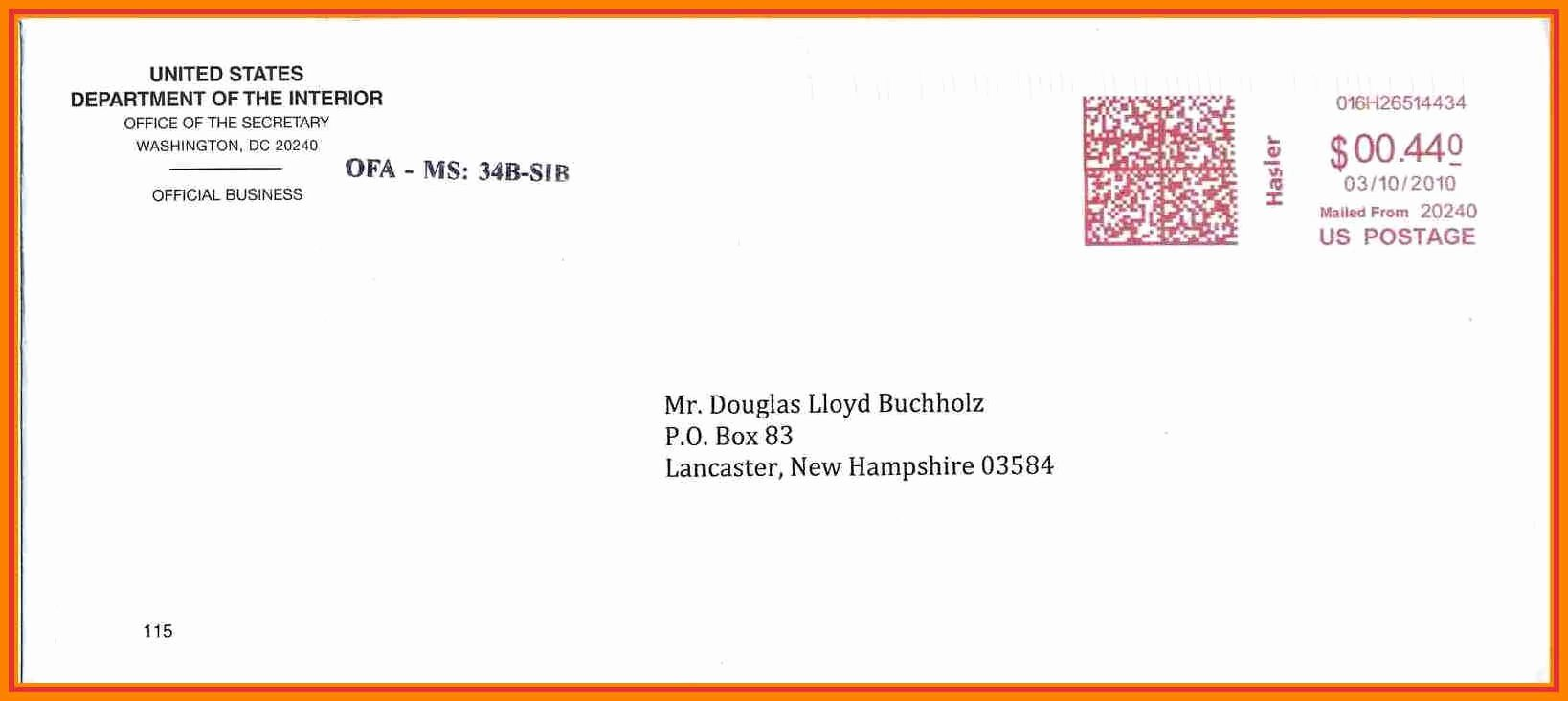 Po Box Letter format Luxury Addressing A Letter to Po Box and How Address with Street
