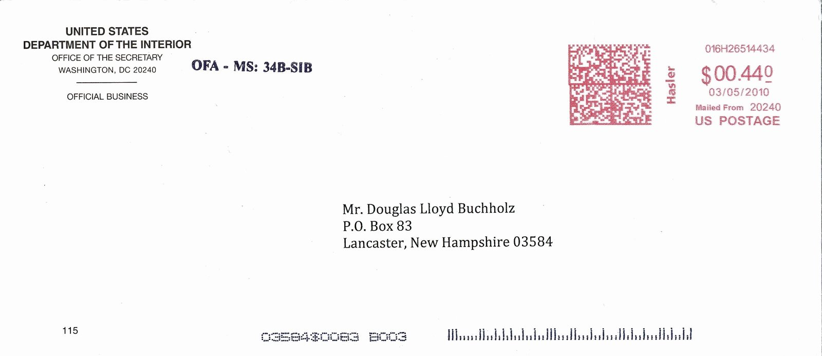 Po Box Letter format New the Reinvention Of the Alleged Vermont and New Hampshire