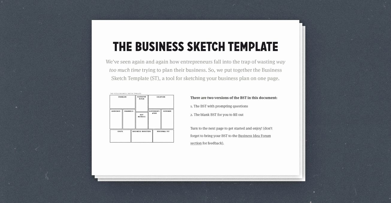Podcast Business Plan Template Inspirational How to Create A Simple Effective E Page Business Plan