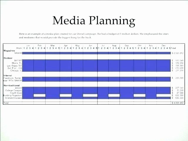 Political Campaign Plan Template Awesome Advertising Spreadsheet Template Agency Brief Template