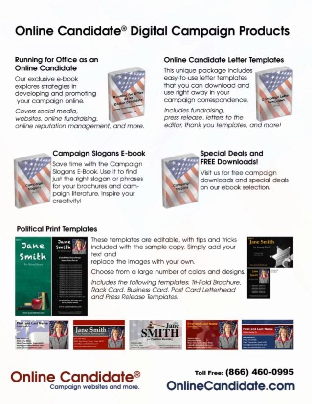 Political Campaign Plan Template Best Of Political Campaign Letter Templates Sample