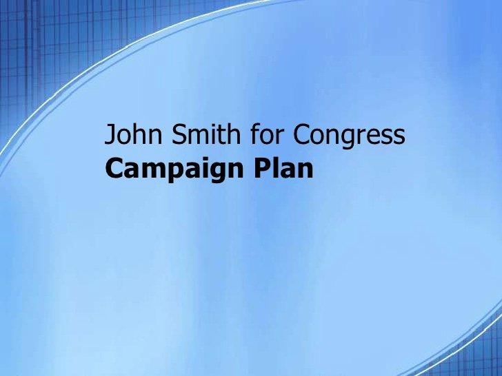 Political Campaign Plan Template Unique Campaign Plan Template 7 13 10