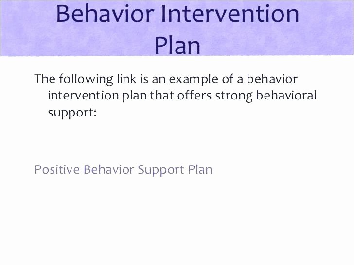 Positive Behavior Support Plan Template Unique Behavior Support Plan Template Positive Behaviour Support