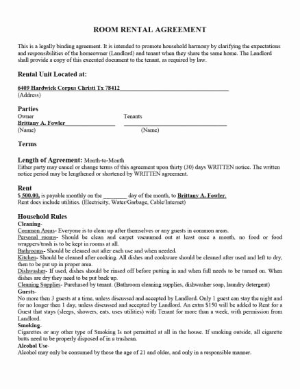 Postnuptial Agreement Florida Sample Beautiful Apartment Rental Agreement form Flat Rent format Mumbai