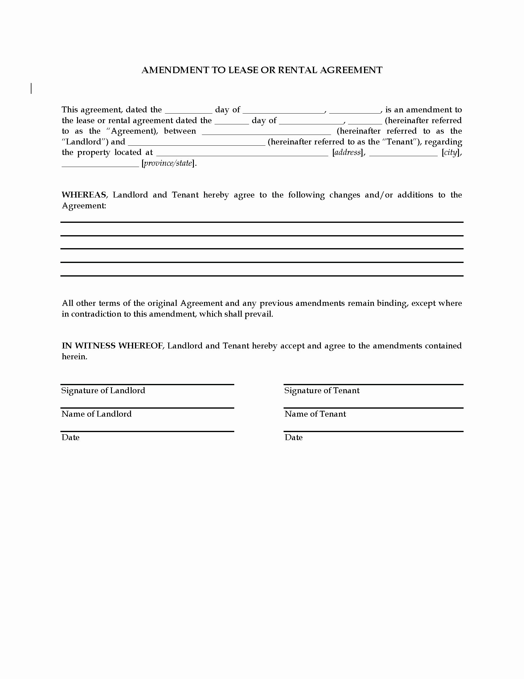 Postnuptial Agreement Florida Sample Best Of Simple Rental Lease Agreement Sample Ca Nj Nc