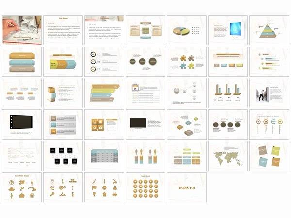 Powerpoint Floor Plan Template New Building Plan Project Powerpoint Templates Building Plan