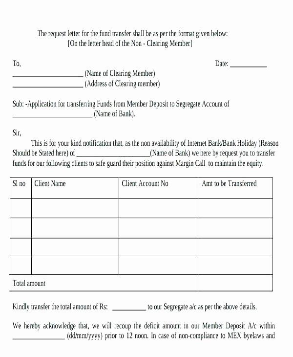 Prayer Letter Templates Free Best Of Prayer Journal Template Word Fresh Fund Transfer Letter 9