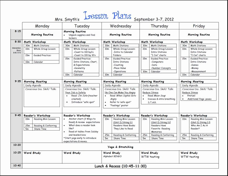 Prek Lesson Plan Template Beautiful Best 20 Kindergarten Lesson Plans Ideas On Pinterest
