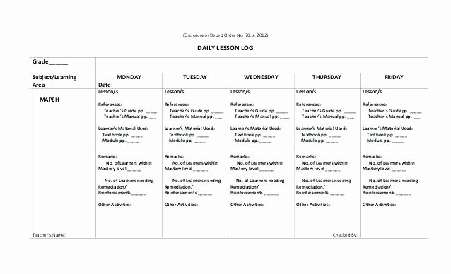 Prek Lesson Plan Template Lovely Preschool Daily Schedule Template Free Pre K Lesson Plan