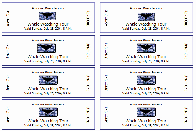 Print Tickets Free Template Lovely 10 Free event Ticket Templates for Word and Adobe
