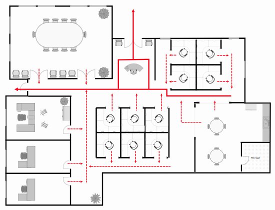 Printable Fire Escape Plan Template Unique Fire Escape Plan Maker Make Fire Pre Plan Templates for