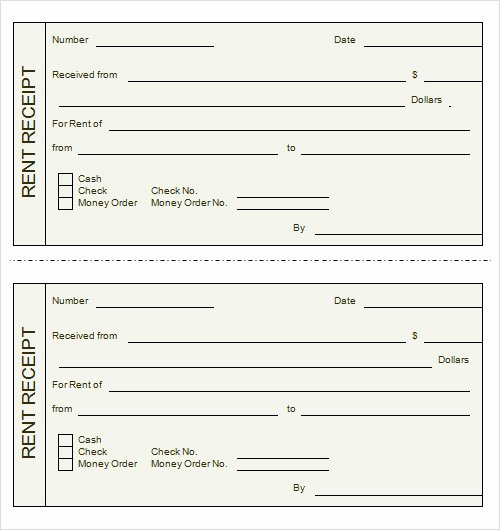 Printable Rent Receipt Template Fresh Receipt Template 15 Download Free Documents In Pdf