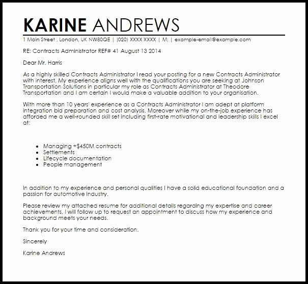Private Investigator Contract Sample Fresh Sample Cover Letter for Business Agreement Private