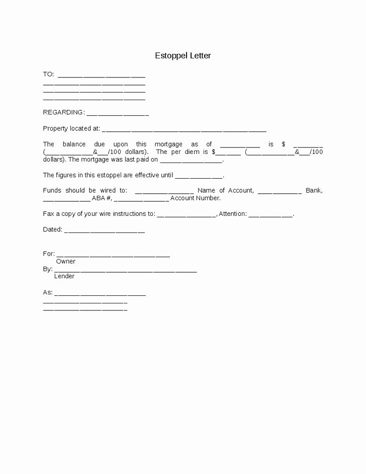Private Mortgage Payoff Letter Template Lovely Mortgage Payoff Letter Template Gdyinglun