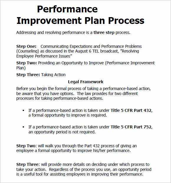 Process Improvement Plan Template Awesome Process Improvement Proposal Template to Pin On