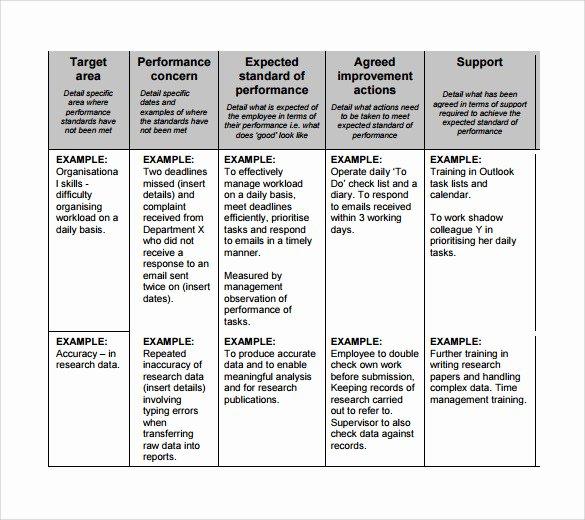 Process Improvement Plan Template Best Of Continuous Process Improvement Plan Template to