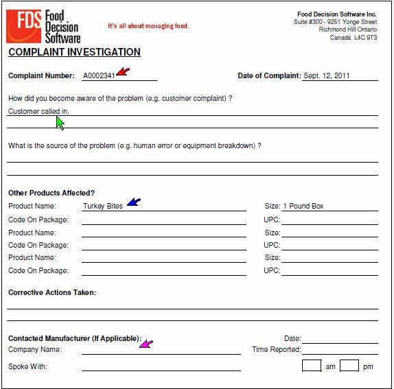 Product Recall Plan Template Elegant Food Recall Plan Worksheet Lt61 In Winfds