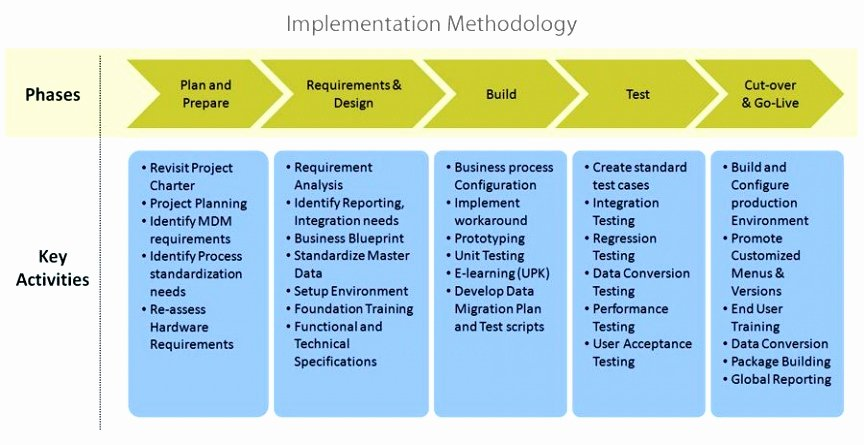 Programme Implementation Plan Template Lovely 8 Post Implementation Plan Template Yrptt