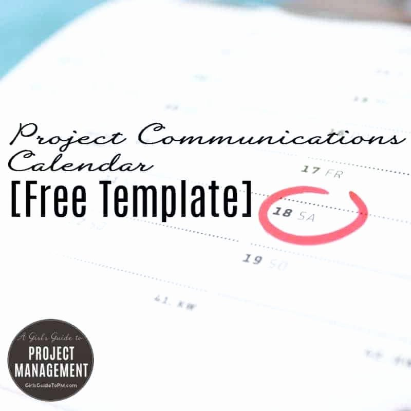 Project Communication Plan Template Inspirational Project Munication Plan Template [free Download] • Girl