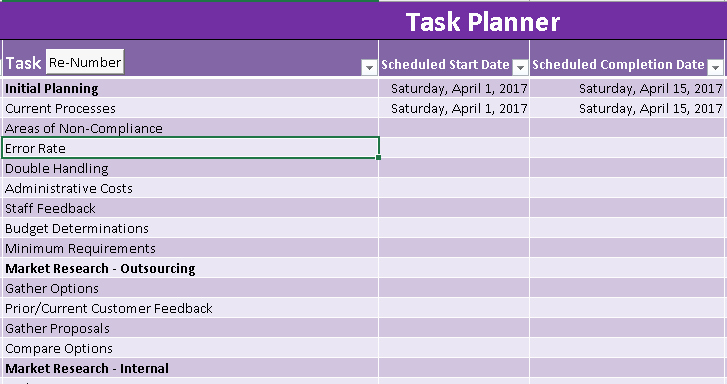 Project Implementation Plan Template Excel Unique How to Create A Project Plan In Excel A Template Using