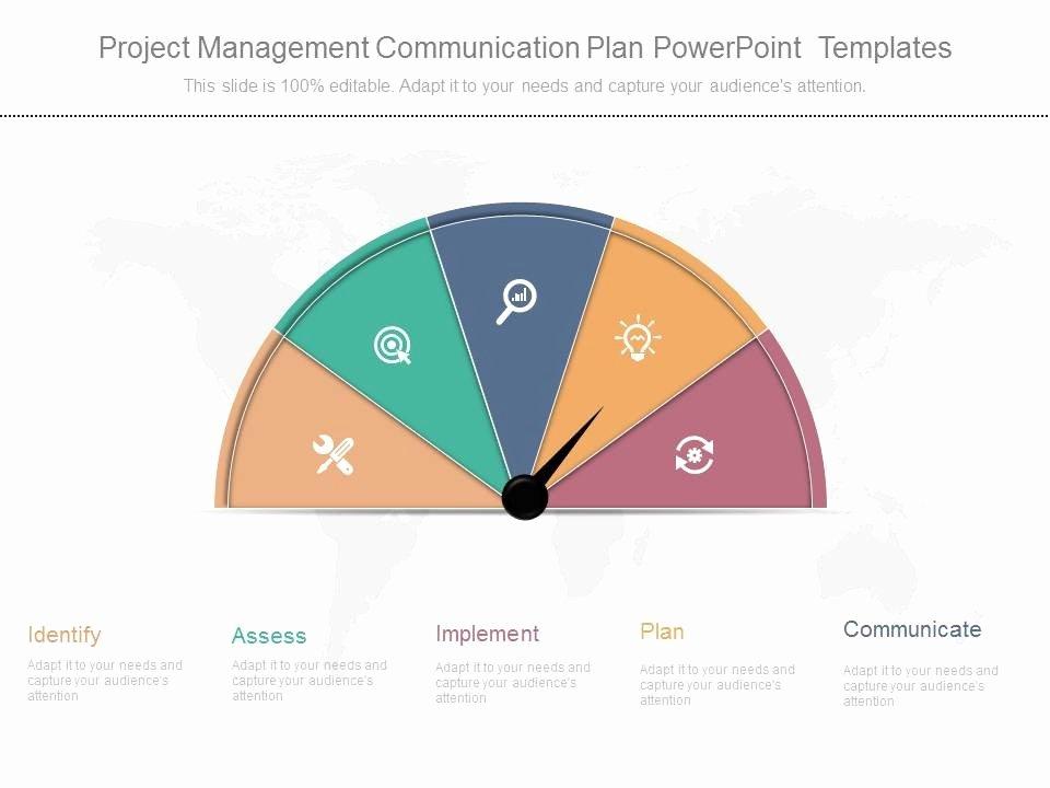 Project Management Communication Plan Template Awesome Project Management Munication Plan Powerpoint Templates