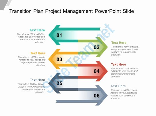 Project Management Transition Plan Template Beautiful Transition Plan Project Management Powerpoint Slide
