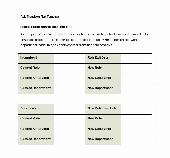 Project Management Transition Plan Template Unique 12 Transition Plan Template Ai Psd Google Docs Apple