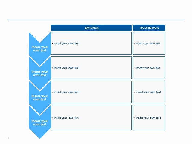 Project Plan Powerpoint Template Awesome Project Plan Templates In Powerpoint & Excel