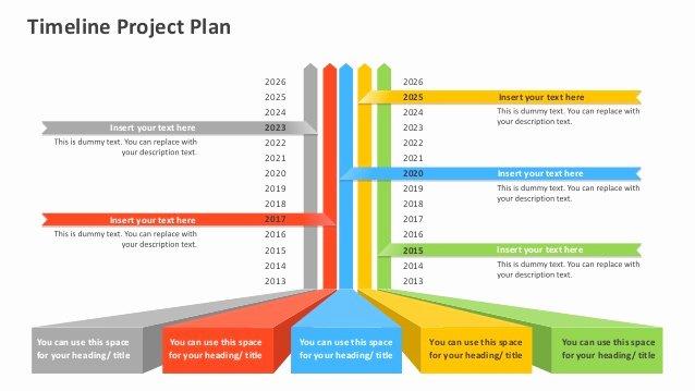 Project Plan Powerpoint Template Elegant Timeline Project Plan Editable Powerpoint [template]