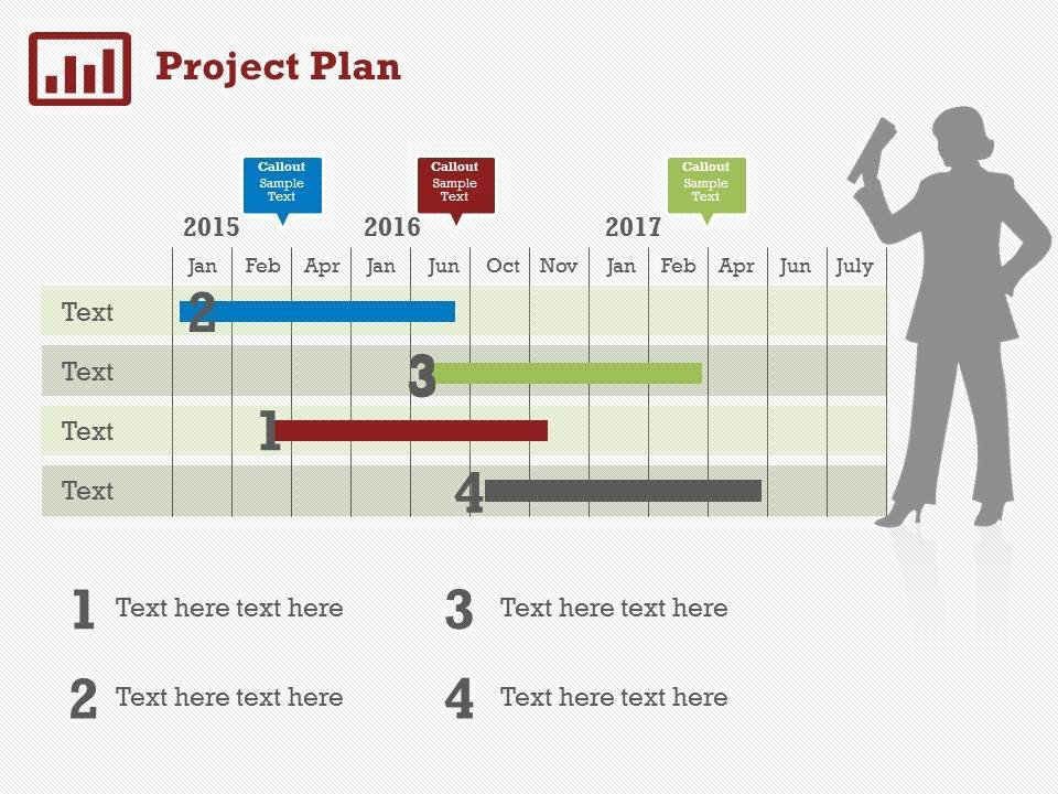 Project Plan Powerpoint Template Lovely Project Plan 5 Powerpoint Template Powerpoint Templates