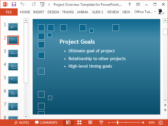 Project Plan Template Powerpoint Best Of Free Project Plan Powerpoint Template